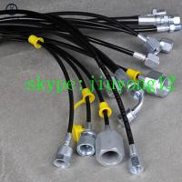 Quality Hydraulic Pressure Test Fittings G1/8 Cone Dn3 Test Hose for sale