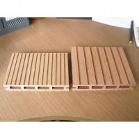 China Anti-slip water proof outdoor bamboo decking wholesale