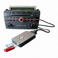 China Car MP3 Player with USB/SD/Aux-in Ports wholesale