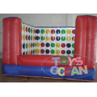 China Kids Inflatable Interactive Games wholesale