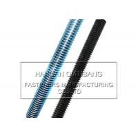 China Industrial DIN975 Full Threaded Rod Fasteners , Carbon Steel Fully Threaded Studs wholesale