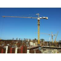 China Safe Tower Crane Equipment With 40m Lifting Height 6T Max Lifting Load CE / ISO wholesale