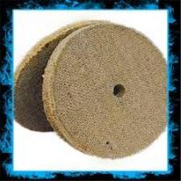 "China Where to Buy Buffing Wheels sisal(only) polishing wheel 12"" (1/2"" thick) wholesale"