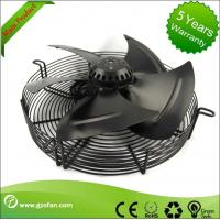China Small 220V Industrial Extractor Fan For Eshaust Ventilation Sheet Steel Material wholesale