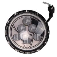China 30V 60w 7 Inch IP67 Car LED Fog Lights / Led Angle Eye Headlights wholesale