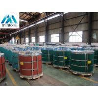 China Iron Roof Sheets Ppgi Color Coated Aluminium Coil Building Material Fireproof wholesale