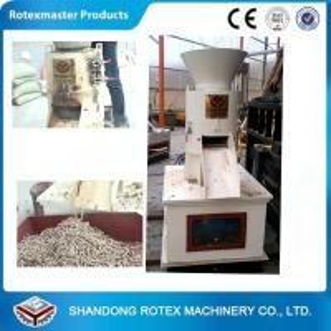 Quality 500Kg/h Well working Pine Biomass wood pellet machine , flat die pellet press for sale
