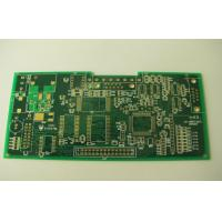 China Getek 4 Layers Prototype PCB 1.6mm For Gas And Oil Tester , Deep Gold wholesale