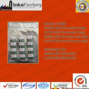 China Mimaki Tpc-1000 Sb52 and Sb53 Permanent Chips wholesale
