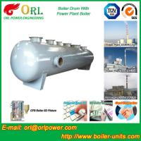 China Stainless steel boiler mud drum SGS wholesale