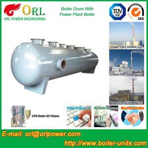 China Stainless steel boiler mud drum SGS wholesale