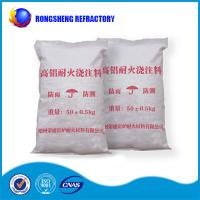 High Alumina Content Refractory Castable for sale