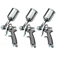 Quality 125cc Plastic Cup Mini small spray gun gravity feed , touch up spray guns for sale
