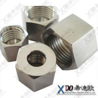 China supplying 316L stainless steel hex heavy nut factory low prices wholesale