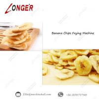 China Fully Automatic Banana Chips Production Line|Commercial Plantain Chips Making Line|Banana Chips Processing Line on sale