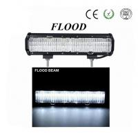 "China New Model Ford Auto Parts Jeep Amber Light Bars 7D 22"" 120W Flood Car LED Light Bar wholesale"