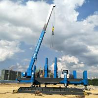 China ZYC800 hydraulic pile  pile foundation machine for  the precast concrete pile with noise free and no vibration wholesale