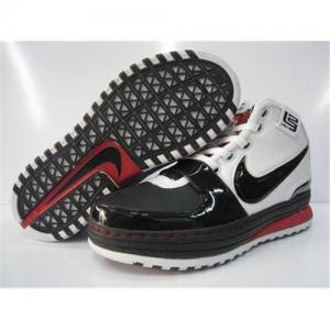 China Buy Lebron James 6 Nike Zoom Big Apple Sneakers on sale