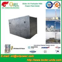 China SA210A1 Steel Water Boiler Air Preheater In Power Plant Low Pressure wholesale