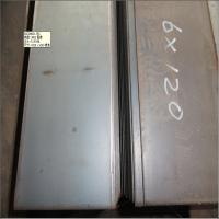China Galvanized Q345B Carbon steel Flat Bar with Flat Surface for building construction wholesale