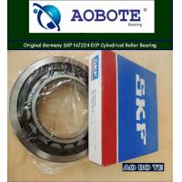 China SKF NJ224 ECP Cylindrical Roller Bearings With Steel Cage wholesale