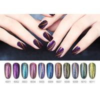 Buy cheap Charming Multi Color Chameleon Cat Eye Gel Nail Polish Fashionable from wholesalers
