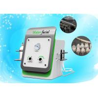 China Face Lifting Oxygen Jet Peel Machine , Diamond Microdermabrasion Machine for Pore Cleaning on sale