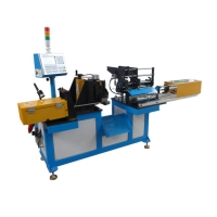 China 0.6mm Copper Tube Bending Machine Increased Heat Tranfering Rate wholesale