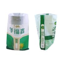 China 50Kg PP Woven Packaging Bags , PP Woven Polypropylene Feed Bags wholesale