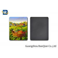 China UV Offset Printing Lenticular Magnet PET Material 0.45mm Thickness ANTI - Scratch wholesale