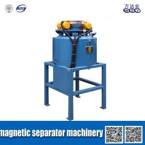 Hematite / Limonite / Siderite Dry Magnetic Separator Appproved ISO9001