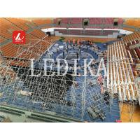 China Scaffolding Layer Truss 32 Feet Height Steel For Outdoor Concert Background on sale