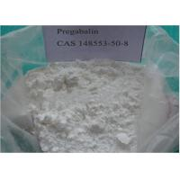 China Raw Material Pregabalin CAS 148553-50-8 with Pharma Grade for Anticonvulsant wholesale
