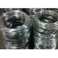 Buy cheap 2.5mm * 25kg Roll Electric Galvanized Iron Wire in Zinc Coating 15g/m2 from wholesalers