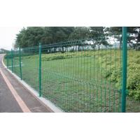 China Pvc Coated Low Carbon Steel Wire Chain Link Fence Acid Resistant wholesale