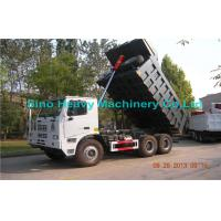 China Sinotruk HOWO 6x4 Heavy Duty Dump Truck with Manual Transmission for sale wholesale