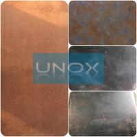 China SUS316L Etched Colored Stainless Steel Sheets ,PVD Decoration Sheets 1250mm 1500mm Rose gold, Brown, Bronze, Black, Blue wholesale