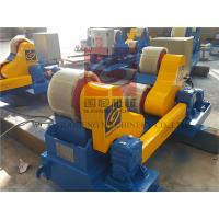 China Self Aligning Welding Rotator 20T Self Centering Roller Beds Pipe Turning Rolls wholesale