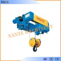 Construction Electric Wire Rope Hoist Wire Rope Pulling Hoist 440V/380V