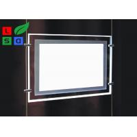 China Suspension Kits Magnetic Light Box LED Source 3014 SMD For Window Poster Display wholesale