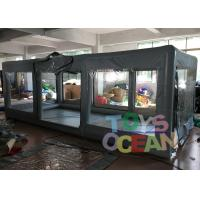 China Commercial Inflatable Tents Bubble Capsule Dust Proof Storage Car Wash Shelter wholesale