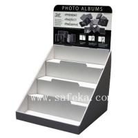 China POP Cardboard Counter Display Box for Photo Albums wholesale