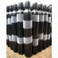 China 10L Oxygen Cylinders for Medical and Other Industries, 15mPa/150 Bars WP wholesale