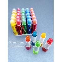 China Lipstick Candy , Funny And Lovely Shape Fashionable Sweet Candy wholesale
