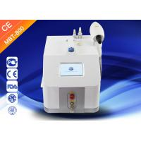 China 3 In 1 Multifuntional Q Switch Nd Yag Laser Blackhead Removal Machine 30mhz Frequency on sale