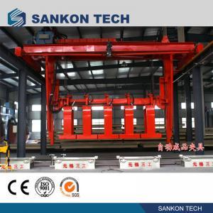 China Hoist Automatic Concrete Block Making Machine wholesale