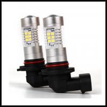 China H4 H7 H11 9005 HB3 9006 HB4 2835 21SMD LED bulb Car auto LED fog light lamp LED DRL daytime running light bulb wholesale