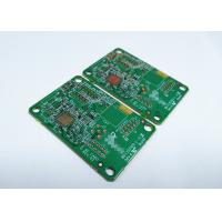 Buy cheap HDI Printed Circuit Boards with mulitiple layer Shengyi FR4 ENIG 1u' from wholesalers
