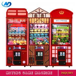 MIYING hot sale malaysia claw toy game machine claw crane machine factory price manufacturer