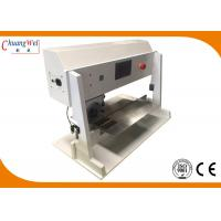 China Automatic Moving V-Cut PCB Separator Motorized SMT Process CE Approved wholesale